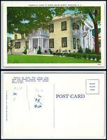 NEW YORK Postcard - Syracuse, Tubbert's Court at North Salina Street K46