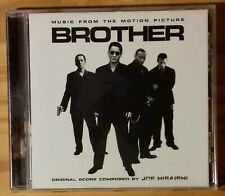 Joe Hisaishi: Brother Soundtrack CD