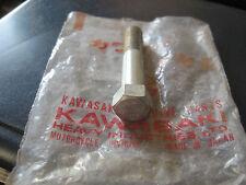 KAWASAKI NOS CHAIN GUARD / INDICATOR BRK BOLT H1 B/C F5 F6 F7 F8 F9  113B1048