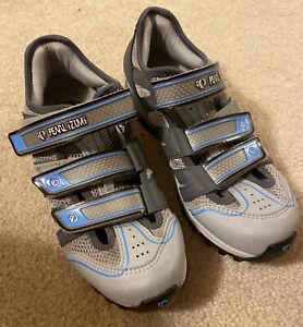 IQ Pearl Izumi Womens Mountain Biking Cycling Shoes New Size 39