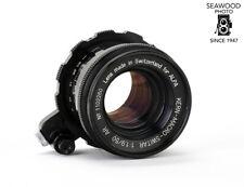 Alpa 50mm f/1.9 Macro-Switar AR with Shade