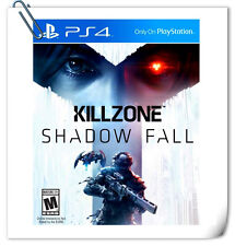 PS4 KILLZONE: SHADOW FALL Sony Playstation SCE Action Games