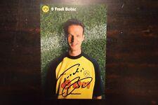 Autogrammkarte Fredi BobicBVB 09 Borussia Dortmund VfBDFB Eintracht Frankfurt