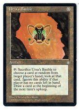 Urza's Bauble Ice Age Artifact Vintage MTG Single Card Magic:The Gathering u1