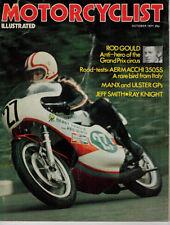 October Motor Transportation Magazines