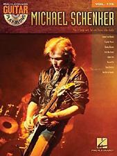 MICHAEL SCHENKER UFO GUITAR TAB PLAY ALONG SONG BOOK + CD