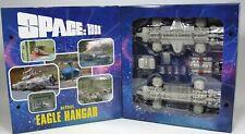 Space 1999 Aquila Transporter Die Cast MOONBASE DOUBLE EAGLE HANGAR Limited 1000