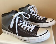 Men's Converse All Star Shoes Gray Size 8