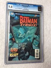 The Batman Strikes, Issue #11, DC Comics, September 2005, CGC 9.8, White Pages
