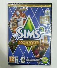 THE SIMS 3 MONTE VISTA PC CD-ROM - NUOVO SIGILLATO - VERSIONE ITALIANA