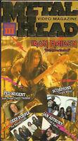 Metalhead Video Magazine - V. 3 (VHS, 1990)