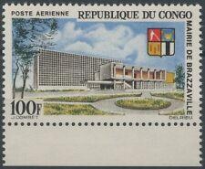 1965 CONGO PA  N°26** Mairie de Brazzaville, MNH
