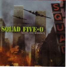 Squad Five-O-Bombs Over Broadway Orig (banned) Artwork