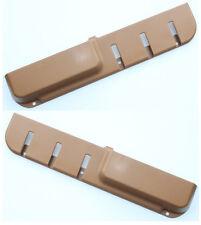 VOLVO 240 door pocket map pocket beige color pair new set of 2 1225943 1225944