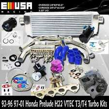HONA 92-96 Prelude 94-97 Accord 97-01 Prelude Sir JDM Type S H22A  Turbo Kits