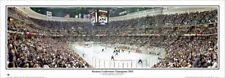 Rare ANAHEIM DUCKS 2003 Stanley Cup Finals Game Night Panoramic POSTER Print