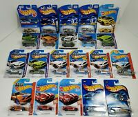 Hot Wheels Assorted Lot of 21 Ford Mustangs (Mostly 1990s/2000s) 1/64 Die Cast