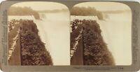 USA Cadute Niagara, Foto Stereo Vintage Analogica PL62L6