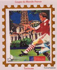 Yt3013 COUPE FOOTBALL TOULOUSE    FRANCE  FDC Enveloppe Lettre Premier jour
