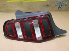 10-12 FORD MUSTANG GT REAR LEFT DRIVER SIDE TAIL LIGHT STOP BRAKE LAMP OEM