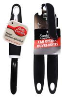 "Betty Crocker 8"" Vegetable Peeler w/Comfort-Grip & Black 7"" Can Opener"