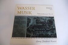 HANDEL LP WASSERMUSIK CONCERTGEBOUW- EDUARD VAN BEINUM.ETERNA GERMANY.