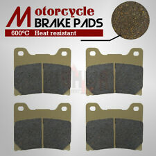 Front Brake Pads Kit for YAMAHA XV1000 Virago 1984-1986 XV 1100 XV1100 1986-1993