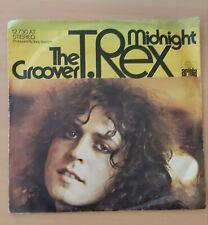 "T.Rex The Groover & Midnight  1973 - 7"" Single Schallplatte Vinyl"
