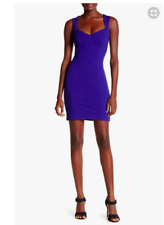 French Connection Lula Sweetheart Bodycon Dress US Size 6 $158