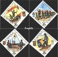 Spanien 1938-1941 (kompl.Ausg.) postfrisch 1971 Afrikalegion