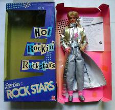 BARBIE ROCK STAR -  KEN - 1986