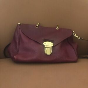 Mulberry Polly Push Lock Bag