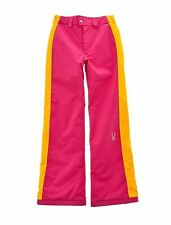 Spyder Girls Ski Snowboarding Thrill Athletic Fit Pants, Size 16 (Girl's),NWT