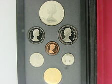 COIN HUNTERS 1989 CANADA RCM PROOF SET W/ EXPLORERS CANOEING 50% SILVER DOLLAR