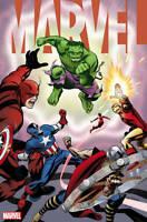 Marvel #1 Steve Rude Cover Marvel Comics 2020