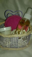 Handmade Facial Spa Basket