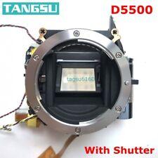 For Nikon D5500 Front Main Body Frame Mirror Box Shutter Aperture Motor Diphragm