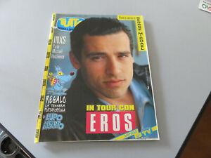 Rivista TUTTO n° 10 ottobre 1990 Musica  Ramazzotti, INXS, Dalla, Masini  ecc...