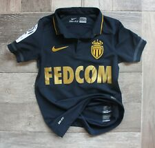 AS Monaco Player issue nike jersey Kylian Mbappe