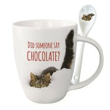 Hot Chocolate Mug - Chocolate