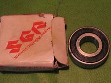 SUZUKI GS1000G 850G 650G 1100G VZ800 GV1200 REAR WHEEL BEARING OEM # 08123-63037