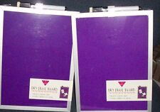 LOT OF 2  Dry Erase  Board  NEW