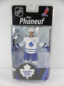 Phaneuf, Toronto Maple Leafs NHL Ice Hockey 27, Collector Figure Bronze