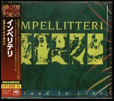 Impellitteri Stand In Line Japan CD new