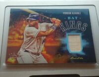 2020 Donruss Diamond Kings Yordan Alvarez Houston Bat Relic Game Used Bat Rookie
