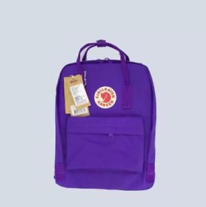 Unisex Kanken Student Backpack Fjallraven Travel Shoulder School Bags 7L/16L/20L