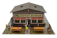 1/64 Bigfoot Museum Model Building Kit Memorabilia Gifts Toys Collectibles Art