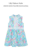 Lilly Pulizter Franci Girls Dress