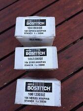 10 BOXES yes 10 BOXES.. Bostitch Headless Pins 1061800SE, 1061500SE, 1061200SE