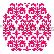 The Cookie Countess COUNTESS DAMASK Stencil - biscuit, cake, craft